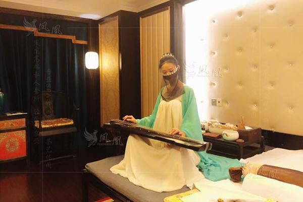 我偷偷去了南京一家男士休闲spa会所,服务超级棒